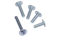 Handle fixing screws