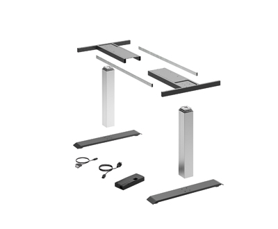 LegaDrive table and desk support sets